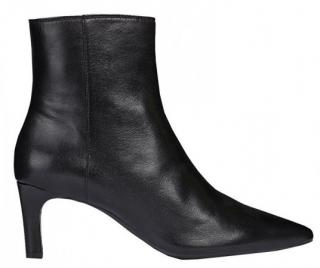 Dámské kotníkové boty D Bibbiana Black D829CB-000KF-C9999, 36