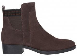 Dámské kotníkové boty D Felicity Dk Coffee D94G1G-00022-C6024, 37