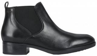 Dámské kotníkové boty D Felicity Np Abx Black D94BLC-043NH-C9999, 37