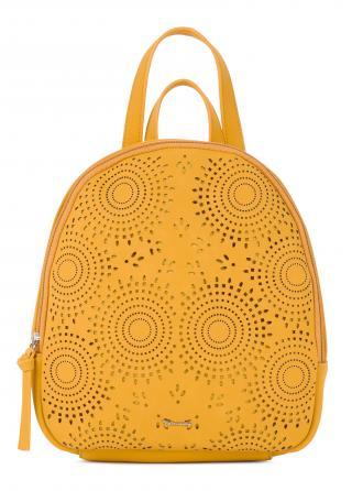 Dámský batoh Tamaris Alisan - žlutá 12l