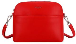David Jones Dámská crossbody kabelka Red CM5881
