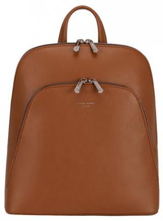 David Jones Dámský batoh Cognac CM5895