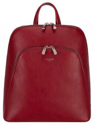 David Jones Dámský batoh Dark Red CM5895