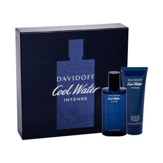 Davidoff Cool Water Intense - EDP 75 ml   sprchový gel 75 ml