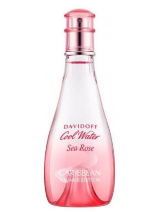 Davidoff Cool Water Woman Sea Rose Caribbean Summer Edition - EDT 100 ml