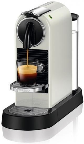 DeLonghi Nespresso EN 167 W