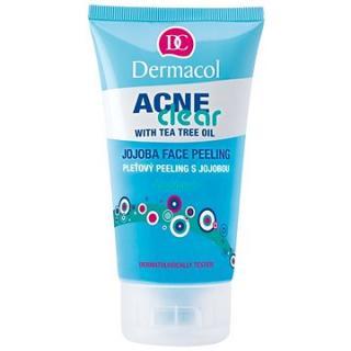 DERMACOL ACNEclear Jojoba Face Peeling 150 ml