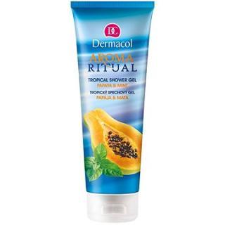 DERMACOL Aroma Ritual Papaya & Mint Tropical Shower Gel 250 ml
