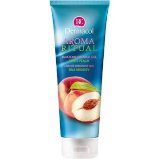 DERMACOL Aroma Ritual White Peach Luscious Shower Gel 250 ml