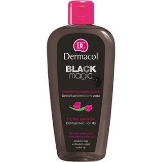 DERMACOL Black Magic Detoxifying Micellar Lotion 250 ml