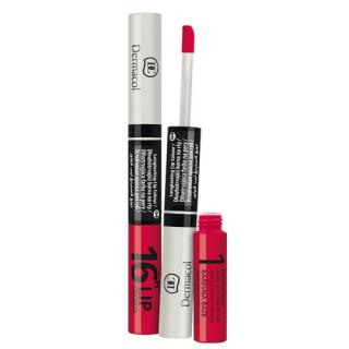 Dermacol Dlouhotrvající barva na rty a lesk 2v1 16h Lip Colour 26