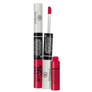 Dermacol Dlouhotrvající barva na rty a lesk 2v1 16h Lip Colour 28