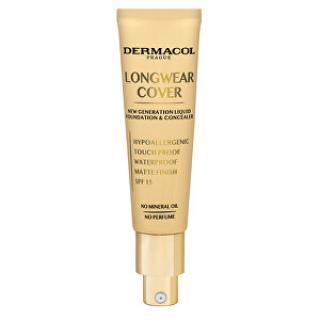 Dermacol Dlouhotrvající krycí make-up Longwear Cover SPF 15  30 ml 04