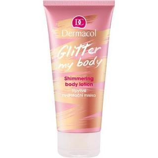 DERMACOL Glitter My Body Shimmering Body Loation 200 ml
