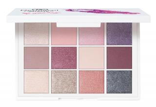 Dermacol Luxusní paletka očních stínů  18 g Romance