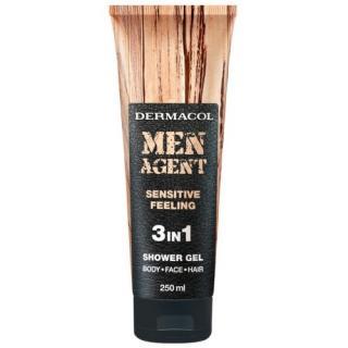 Dermacol Men Agent sprch.gel Sensit.feeling 250ml