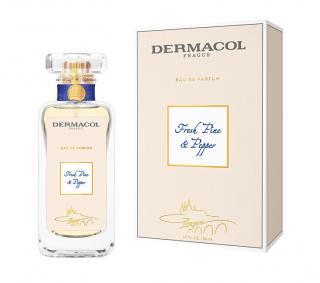 Dermacol Parfémovaná voda pro muže s vůní borovice a růžového pepře Fresh Pine and Pepper EDP 50 ml