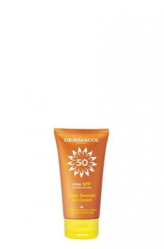 Dermacol Pleťový krém na opalování Sun SPF 50  50 ml
