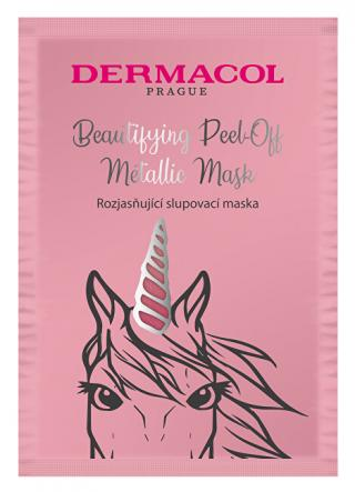 Dermacol Rozjasňující slupovací maska  15 ml
