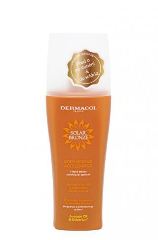 Dermacol Tělové mléko urychlující opálení Solar Bronze  200 ml