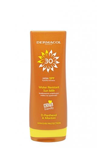 Dermacol Voděodolné mléko na opalování Sun SPF 30  200 ml
