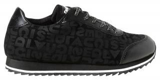 Desigual Dámské tenisky Shoes Pegaso Desigu Negro 19WSKP09 2000 36
