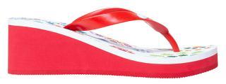 Desigual Dámské žabky Shoes Lola Blanco 20SSHP06 1000 36