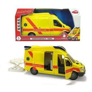 Dickie Ambulance Van