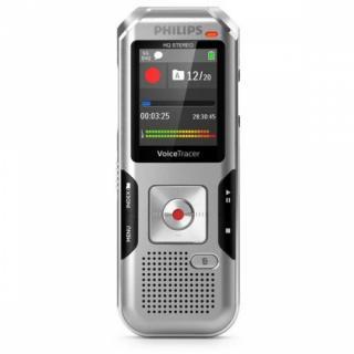 Diktafon Philips DVT4010 stříbrný   dárek