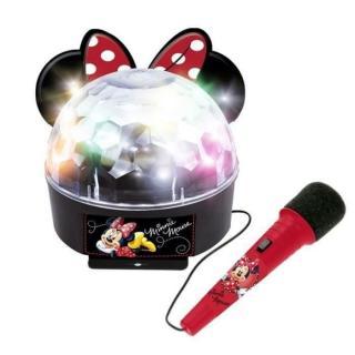 Disney dětská disco koule s mikrofonem MINNIE, 3
