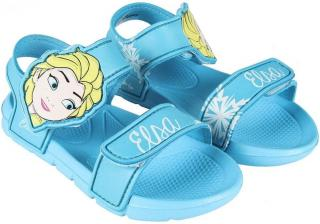 Disney dívčí sandály Frozen 28.5 modrá - zánovní