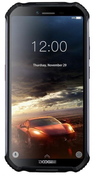 Doogee S40 Lite, 2GB/16GB, Black - rozbaleno