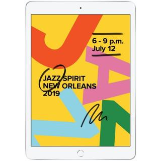 Dotykový tablet Apple iPad 2019 Wi-Fi 128 GB - Silver