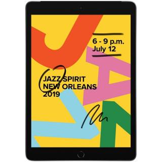 Dotykový tablet Apple iPad 2019 Wi-Fi   Cellular 32 GB - Space Gray