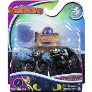 Draci evoluční balení - Toothless