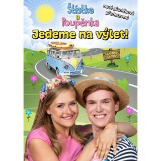DVD Štístko a Poupěnka: Jedeme na výlet