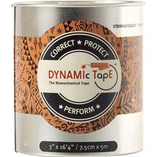 DynamicTape Beige Black 7,5cm