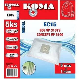 ECG Koma VP 3101S SMS