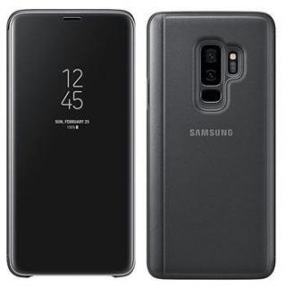 EF-ZG965CBE Samsung Clear View Cover Black pro G965 Galaxy S9 Plus