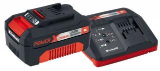 Einhell Starter-Kit Power-X-change 18 v 3,0 Ah - rozbaleno