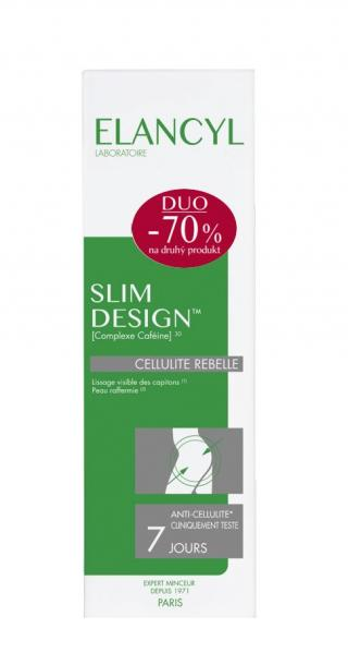 ELANCYL Slim design 2x200ml DUO