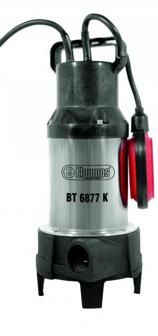 Elpumps BT 6877 K - zánovní