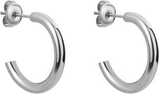 Emily Westwood Ocelové náušnice kroužky WE1033S