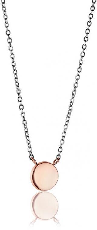Emily Westwood Ocelový náhrdelník WN1013RS