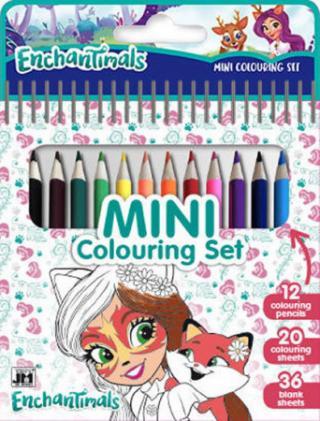 Enchantimal - Mini set s pastelkami