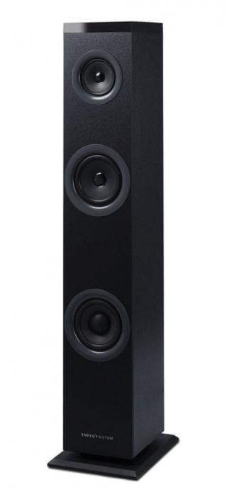 Energy Sistem Tower 1 Bluetooth přenosný reproduktor, černá - zánovní