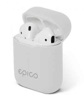 EPICO AIRPODS CASE, bílá - zánovní