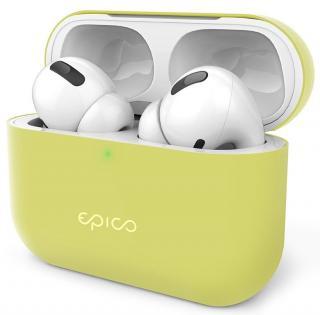 EPICO Epico Silicone Cover AirPods Pro 9911102400003, žlutá
