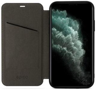 EPICO Flip Case with Magnetic Closure iPhone 11 Pro Max 42511131300001, černá - rozbaleno