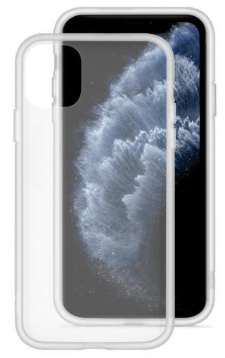 EPICO GLASS CASE 2019 iPhone 11 Pro Max - transparentní/bílá